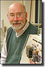 Photo of David Schooley, Experiment Station