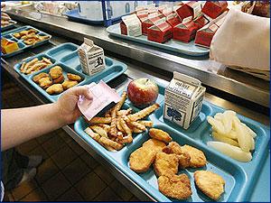 School breakfast/lunch program