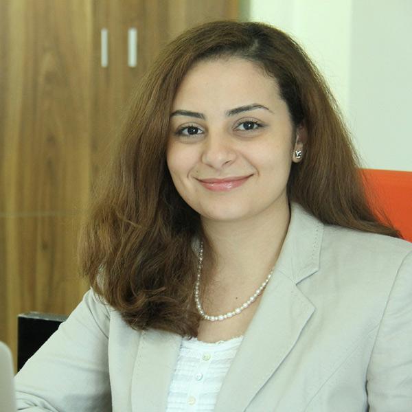 Photo of Sara Abouelkomsan, Extension
