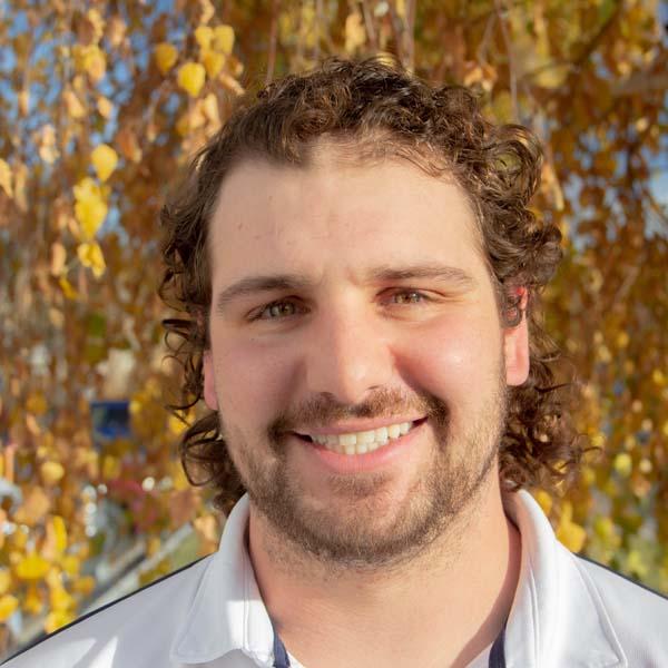 Photo of Ben Barnard, Extension