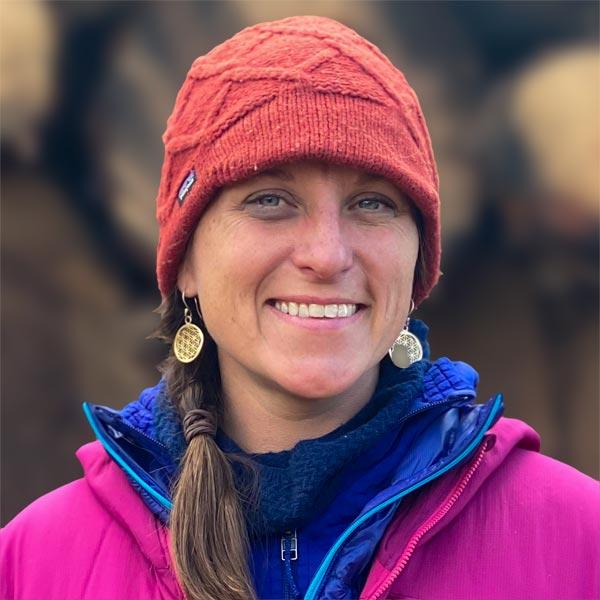 Photo of Sarah Bisbing