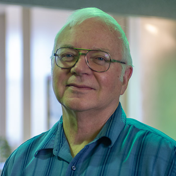 Photo of Gary Blomquist