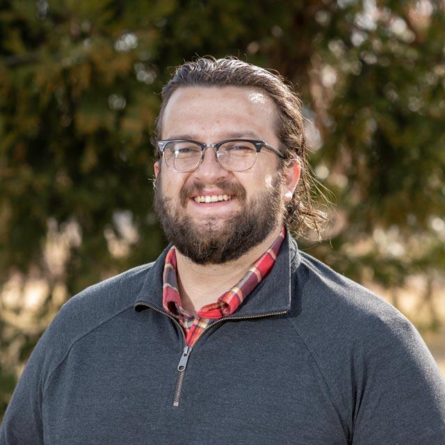 Photo of Jordon Buxton, Extension
