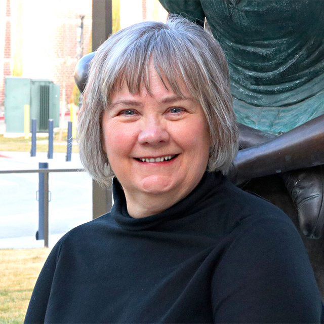 Photo of Brenda Freeman, Extension
