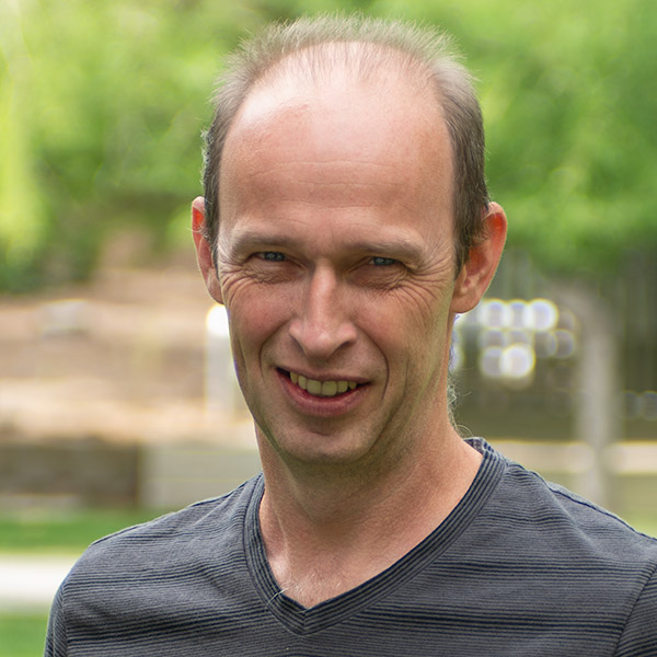 Photo of Paul Verburg