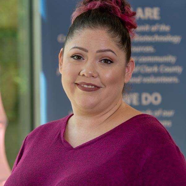 Photo of Lisa-Ann Whipple, Extension