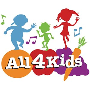 All 4 Kids book cover