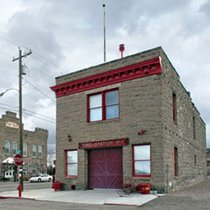 Goldfield Fire Station