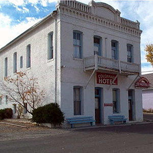 Colonnade Hotel in Eureka, NV