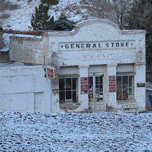 Eureka General Store, Eureka, NV