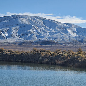 Mountains in Pershing County, Nevada