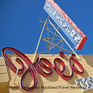 Joe's Tavern in Hawthorne, Nevada
