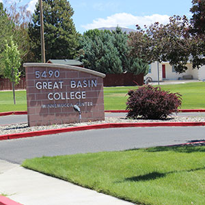 Great Basin College in Humboldt County