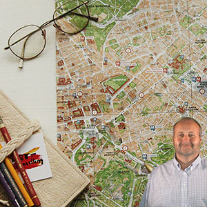 Road map with Mike Bindrup