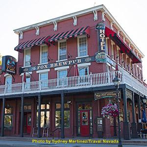 Fox Brewpub, Carson City, NV