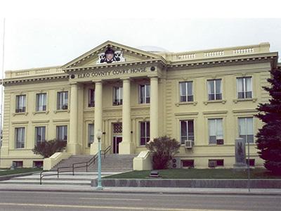 Elko County court house