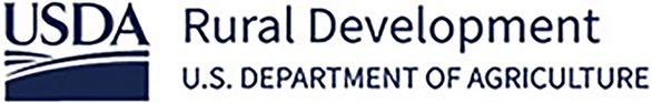 US Department of Agriculture Rural Development Logo