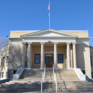 Pershing County Courthouse