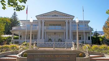 Governor's Mansion, Carson City, NV