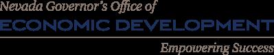 NV Governor's Office of Economic Development logo