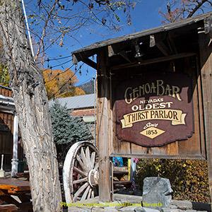 Genoa Bar, Nevada's Oldest Bar