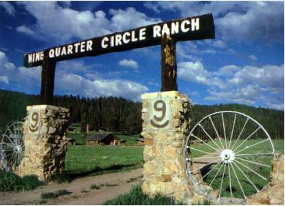 Wine Quarter Circle Ranch