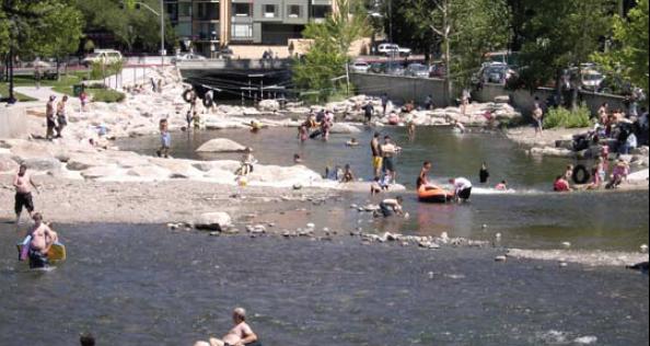 Health waterways