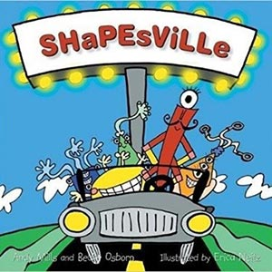 Shapesville book cover