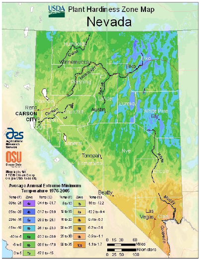 Nevada S Weather And Climate Extension University Of Nevada Reno