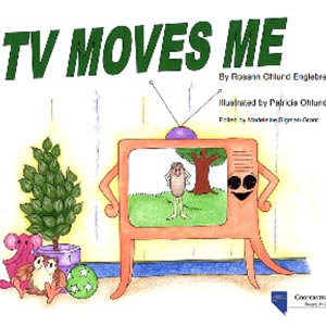 TV Moves Me book cover