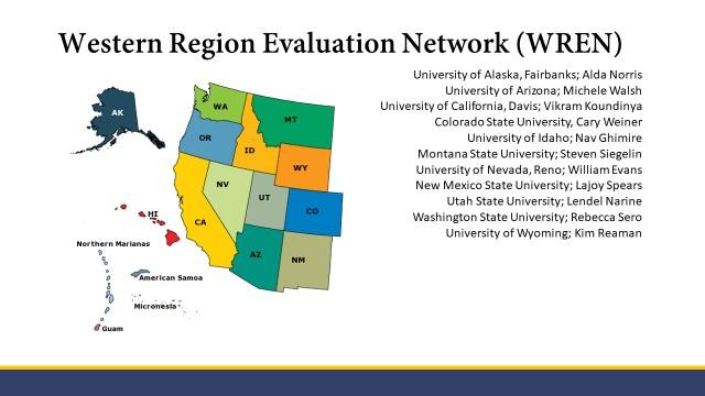 Western Region Evaluation Network (WREN)