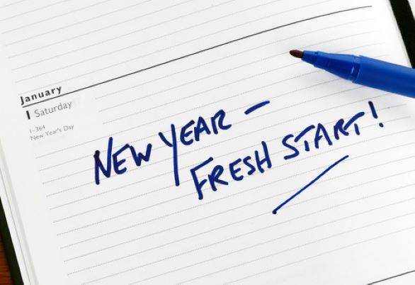 New Year - Fresh Start!.