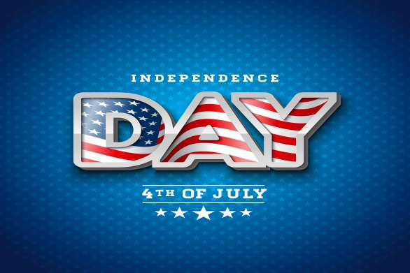 Independence Day: 4th of July.