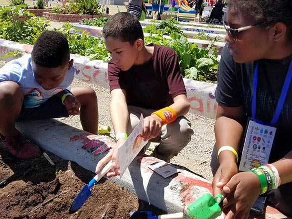 Youth Horticulture Education Program