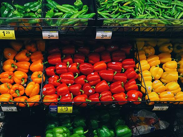 produce department