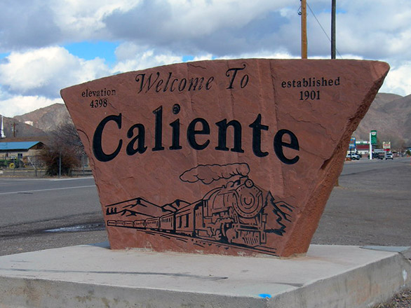 welcome to caliente