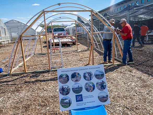 hoop house workshop cb