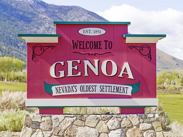 genoa sign