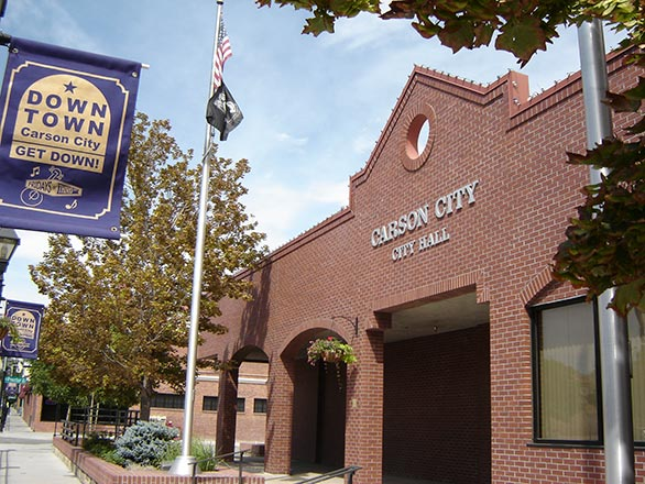 carson city town hall