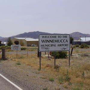 Winnemucca airport